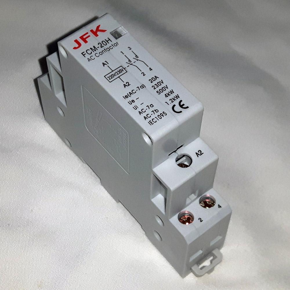 Modular Contactors 240V AC Coil
