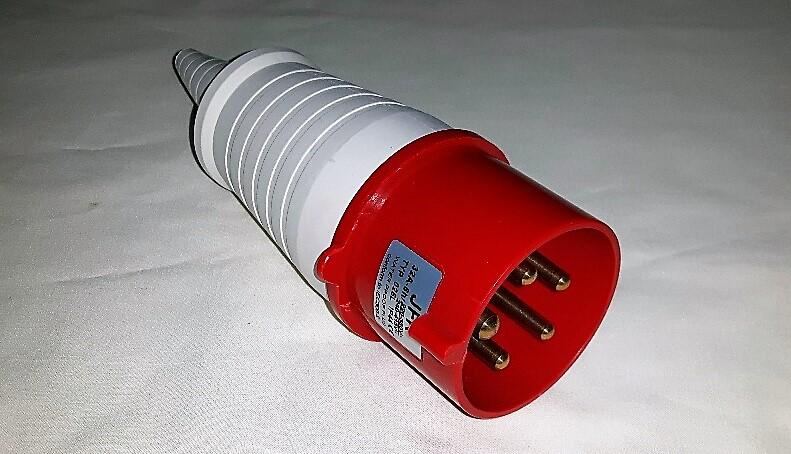 32 Amp 415 Volt Plugs