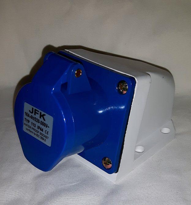 16 Amp 240 Volt Wall Socket