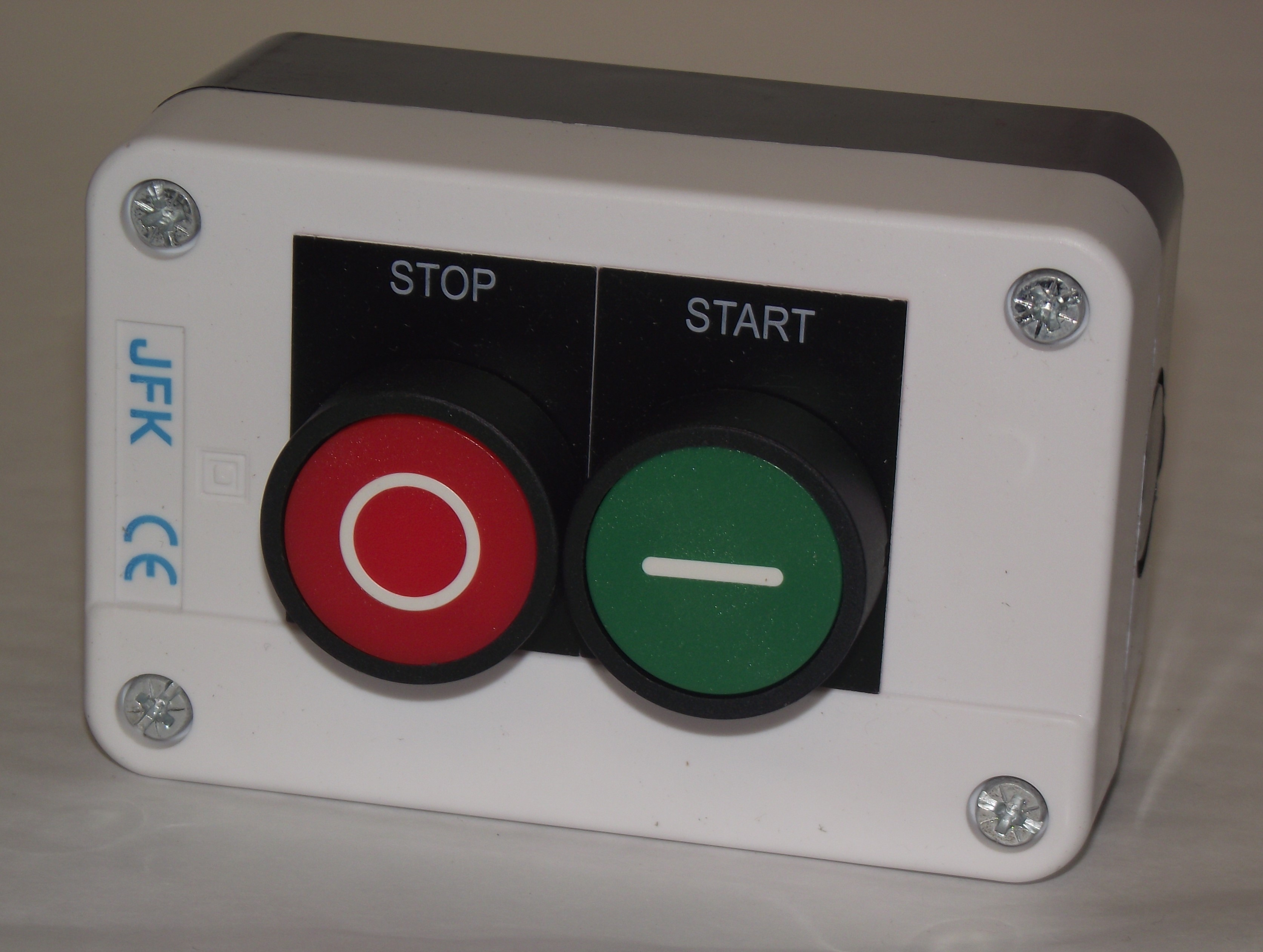 Button Station Start/Stop