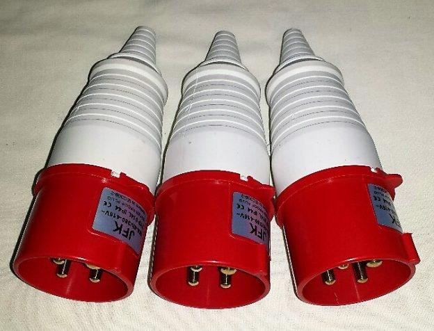 16 Amp 415 Volt Plug