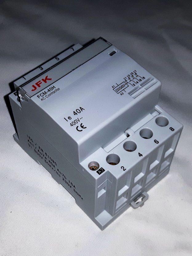 Modular Contactors 240V AC Coil (40A)