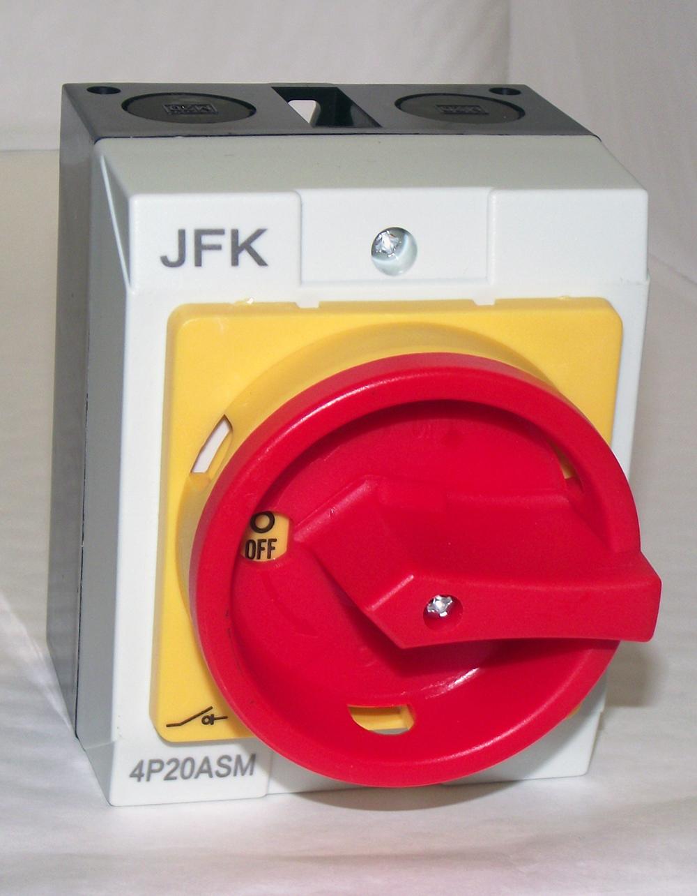 Isolator Switch 20 amp