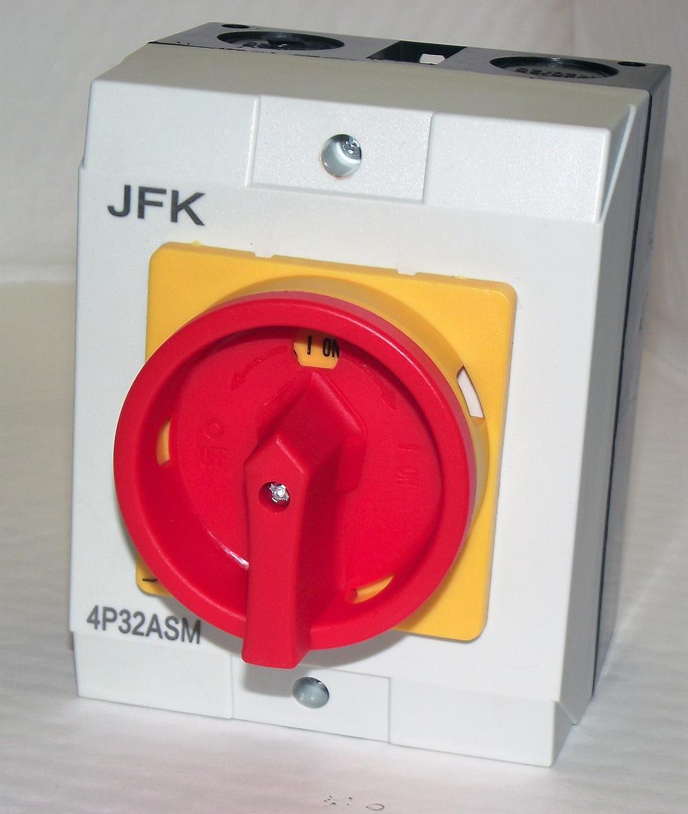 Isolator Switch 32 Amp