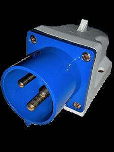 Industrial + Weatherproof Plugs & Sockets