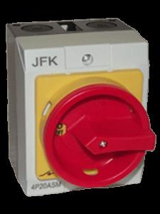 Isolators & Changeover Switches
